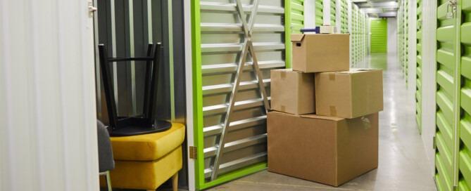 Pandemic Demand Drives Self-Storage Industry Rental Rate Gains